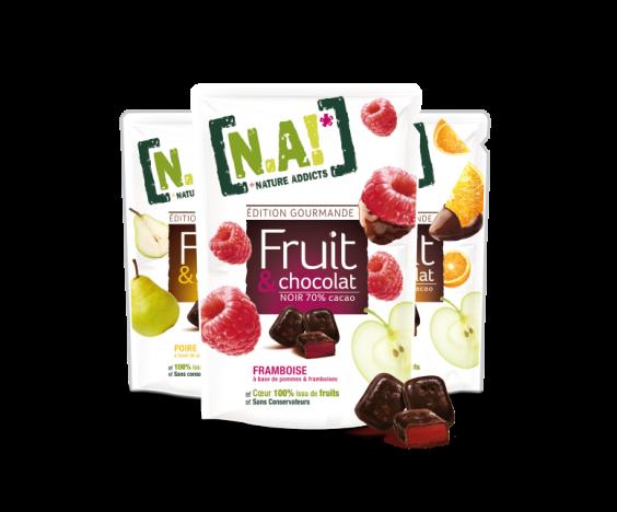 Fruit et Chocolat
