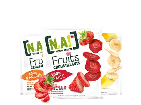 Fruits Croustillants