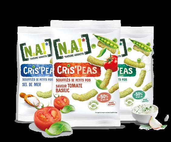 Cris'peas